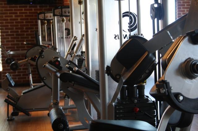 Gym on Locke Equipment